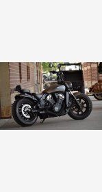 2018 Indian Scout Bobber for sale 200980524