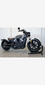 2018 Indian Scout Bobber for sale 200982146