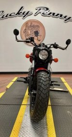 2018 Indian Scout Bobber for sale 201019245