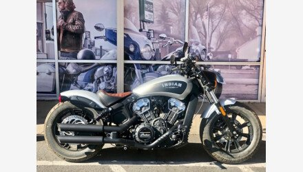 2018 Indian Scout Bobber for sale 201027914