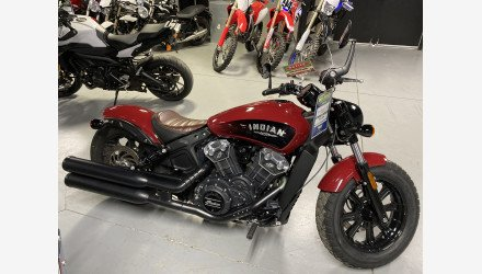 2018 Indian Scout Bobber for sale 201064321