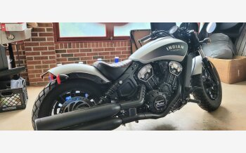 2018 Indian Scout Bobber for sale 201087212