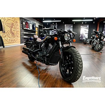 2018 Indian Scout Bobber for sale 201094265