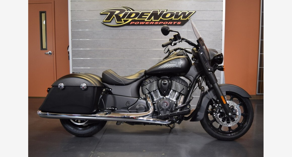 2018 Indian Springfield for sale 200490688