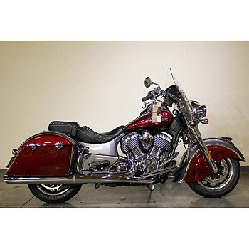 2018 Indian Springfield for sale 200587134