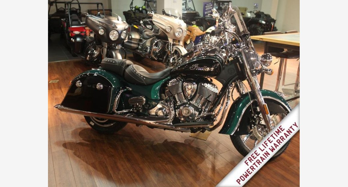 2018 Indian Springfield for sale 200602356