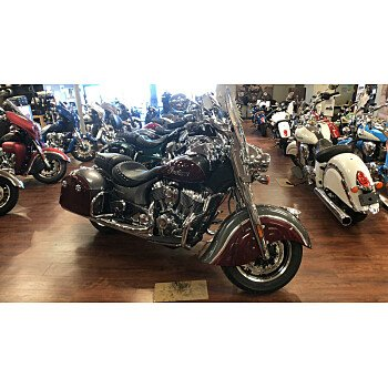 2018 Indian Springfield for sale 200678105