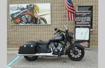 2018 Indian Springfield for sale 200702236