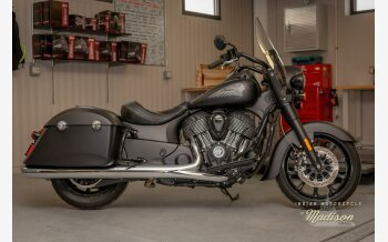 2018 Indian Springfield for sale 200719053