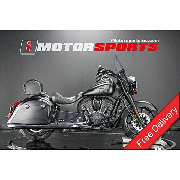 2018 Indian Springfield for sale 200724308