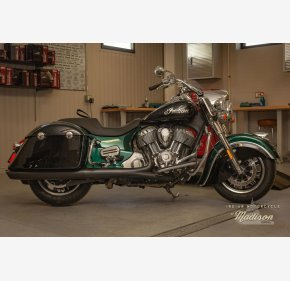2018 Indian Springfield for sale 200726929
