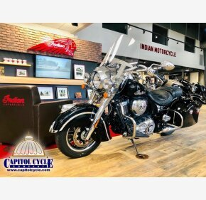 2018 Indian Springfield for sale 200938130