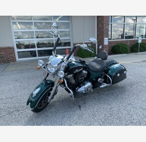 2018 Indian Springfield for sale 200951965