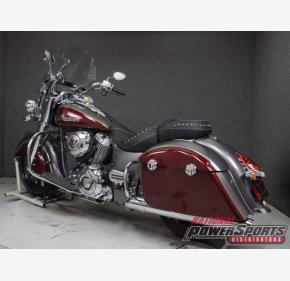 2018 Indian Springfield for sale 201003355