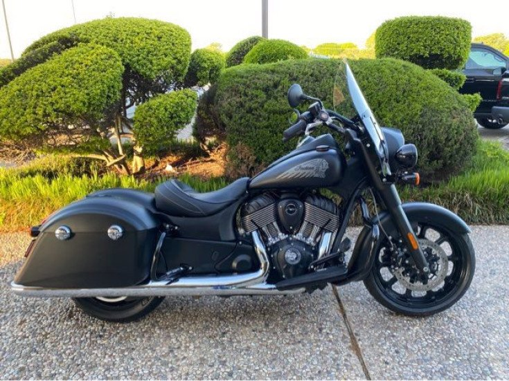 2018 Indian Springfield for sale 201070042