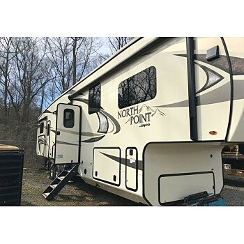 2018 JAYCO North Point for sale 300188082