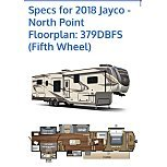 2018 JAYCO North Point for sale 300245315