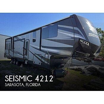 2018 JAYCO Seismic for sale 300295954
