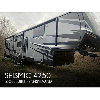 2018 JAYCO Seismic for sale 300298411