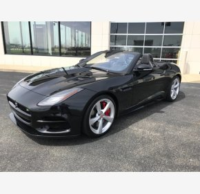 2018 Jaguar F-TYPE R Convertible AWD for sale 101116167