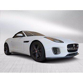 2018 Jaguar F-TYPE for sale 101190141