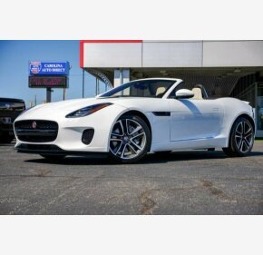 2018 Jaguar F-TYPE Convertible for sale 101223627
