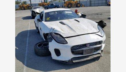 2018 Jaguar F-TYPE Coupe for sale 101224376