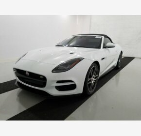 2018 Jaguar F-TYPE R Convertible AWD for sale 101238211