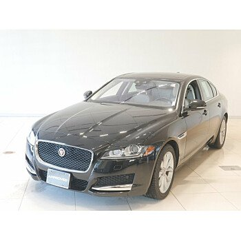 2018 Jaguar XF Premium AWD for sale 101210155