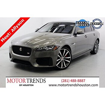 2018 Jaguar XF for sale 101536566