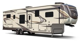 2018 Jayco North Point 361RSFS specifications