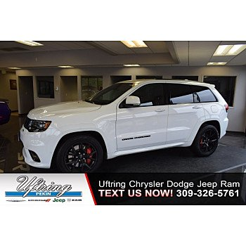 2018 Jeep Grand Cherokee 4WD SRT for sale 101030993