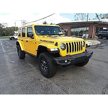 2018 Jeep Wrangler 4WD Unlimited Rubicon for sale 101023177