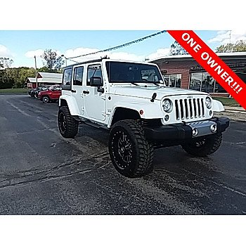 2018 Jeep Wrangler JK 4WD Unlimited Sahara for sale 101023723