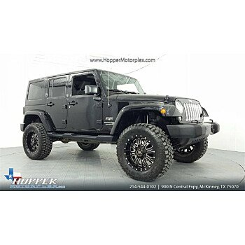 2018 Jeep Wrangler JK 4WD Unlimited Sahara for sale 101096187