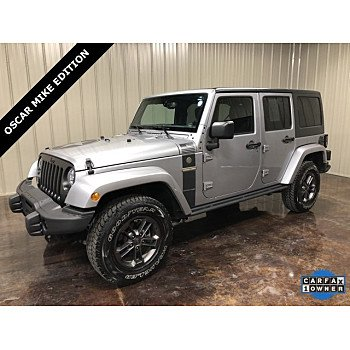2018 Jeep Wrangler JK 4WD Unlimited Sport for sale 101099834