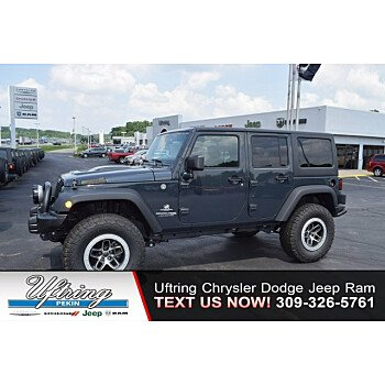 2018 Jeep Wrangler JK 4WD Unlimited Sport for sale 100955384