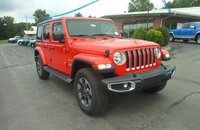 2018 Jeep Wrangler 4WD Unlimited Sahara for sale 101003315