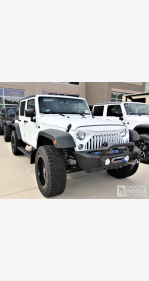 2018 Jeep Wrangler JK 4WD Unlimited Sport for sale 101023458