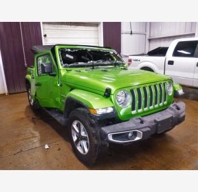 2018 Jeep Wrangler 4WD Unlimited Sahara for sale 101034297