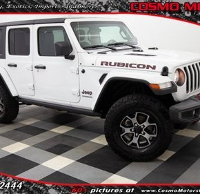 2018 Jeep Wrangler 4WD Unlimited Rubicon for sale 101049182