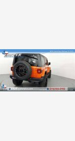2018 Jeep Wrangler 4WD Unlimited Sahara for sale 101054683