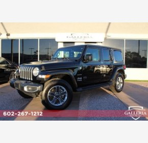 2018 Jeep Wrangler 4WD Unlimited Sahara for sale 101056957