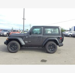 2018 Jeep Wrangler 4WD Sport for sale 101058281