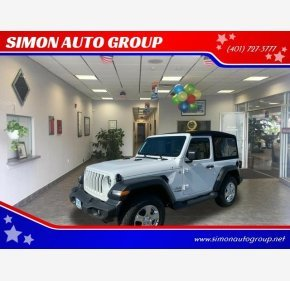 2018 Jeep Wrangler 4WD Sport for sale 101093083