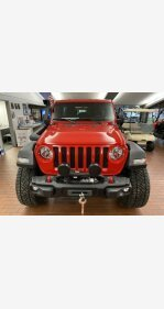 2018 Jeep Wrangler 4WD Unlimited Sport for sale 101102880