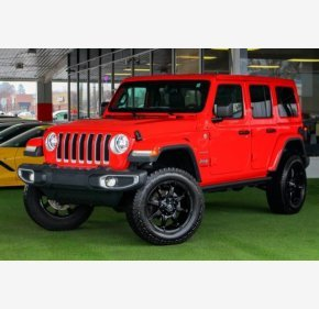 2018 Jeep Wrangler 4WD Unlimited Sahara for sale 101108217