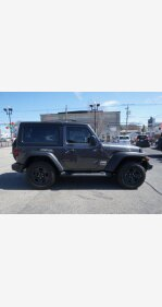 2018 Jeep Wrangler 4WD Sport for sale 101115116