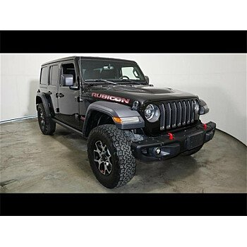 2018 Jeep Wrangler 4WD Unlimited Rubicon for sale 101182989