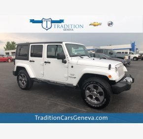 2018 Jeep Wrangler JK 4WD Unlimited Sahara for sale 101188427